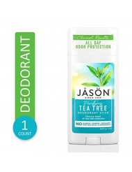 JASON Purifying Tea Tree Deodorant, 2.5 Ounce Stick,Pack of 1