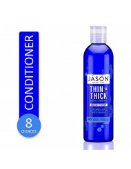 JASON Thin-to-Thick Extra Volume Conditioner, 8 Ounce Bottle
