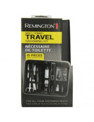 Remington TLG-100ACDN Precision Grooming Travel Kit, Black