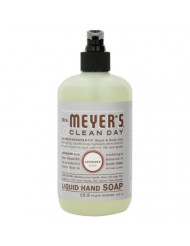 Mrs. Meyer's Clean Day Liquid Hand Soap, Lavender, 12.5-Ounce Bottles (Case of 6)