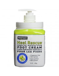 ProFoot Heel Rescue Superior Moisturizing Foot Cream 16 oz