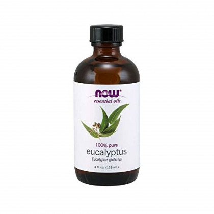 Now Foods, Essential Oil Eucalyptus, 4 Fl Oz