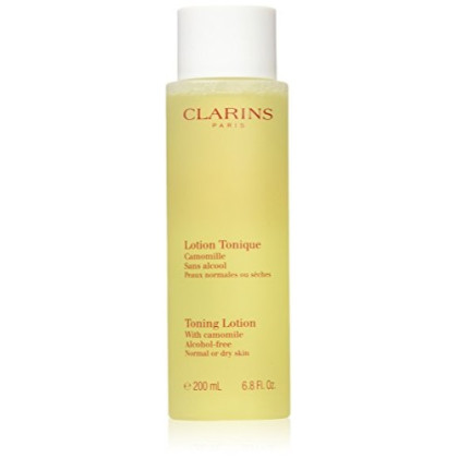 Clarins Toning Lotion Normal to Dry Skin, 6.8 Ounce