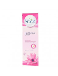 Veet Hair Removal Cream Normal Skin with Lotus Milk & Jasmine (100ml)