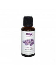 NOW, 100% Pure Lavendar Oil, 1 Oz