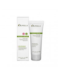 OLIVELLA Hand Cream, Olive, 2.54 Fluid Ounce