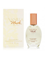 Vanilla Musk By Coty Cologne Spray For Women 1 Ounce