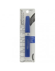 CoverGirl Professional All in one Curved Brush Mascara, Black 110, 0.3 Ounce Bottle