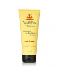 The Naked Bee Moisturizing Hand & Body Lotion, 6.7 Ounce, Orange Blossom Honey