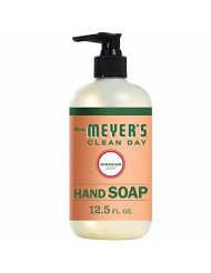 Mrs. Meyer's Liquid Hand Soap Geranium 12.5 OZ