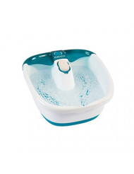 HoMedics Bubble Mate Foot Spa, Toe-Touch Control, Removable Pumice Stone, Fb-55