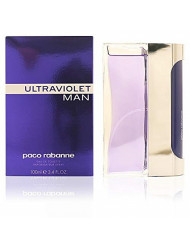 Ultraviolet Men Eau-de-toilette Spray by Paco Rabanne, 3.4 Ounce