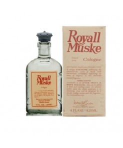 Royall Muske Of Bermuda By Royall Fragrances For Men. Cologne Spray 4.0 Oz ( Aftershave & Cologne ).
