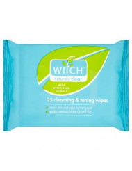 Witch Cleansing & Toning Wipes (25)