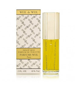 Weil de Weil by Parfums Weil for Women 2.0 oz Parfum de Toilette Spray