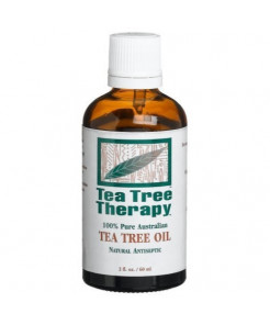 Tea Tree Therapy 100% Pure Australian Tea Tree Oil, 2-Ounce Bottle