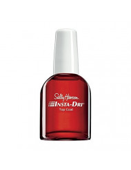 Sally Hansen Insta-Dri Anti-Chip Top Coat 2755 Clear, 0.45 Fl Oz (Pack of 1)