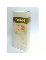 Jovan White Musk for Women, Cologne Spray, 2 fl. oz., (Packaging May Vary)