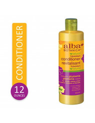 Alba Botanica Colorific Plumeria Hawaiian Conditioner, 12 oz.