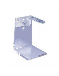 Kingsley Clear Shave Brush Stand