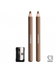 Covergirl Easy Breezy Brow Fill and Define Pencil, Brown, 0.06 Ounce