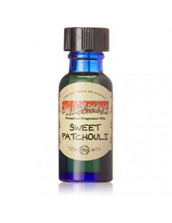 Sweet Patchouli - Wildberry Scented Oil - 1/2 Ounce Bottle