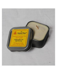 The Naked Bee Beeswax & Soybean Candle