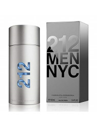Carolina Herrera 212 By Carolina Herrera For Men. Eau De Toilette Spray, 3.4 Fl. Oz