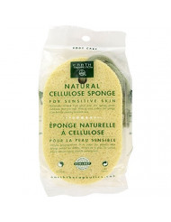 Earth Therapeutics Sponge, Natural Cellulose, 2 CT