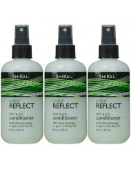 ShiKai Color Reflect Mist & Go Conditioner, 8-Ounces (Pack of 3)