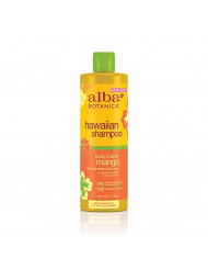 Alba Botanica Hawaiian, Mango Shampoo, 12 Ounce (Pack of 2)