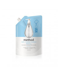 Method Gel Hand Soap Refill, Sweet Water, 34 Ounce