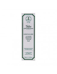Taylor Of Old Bond Street Shaving Cream Lemon-lime Tube, 2.5-Ounce