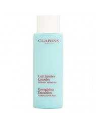 Clarins Energizing Emulsion for Tired Legs for Unisex, 4.4 Ounce