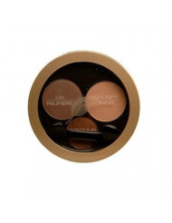 Sally Hansen Natural Beauty by Carmindy Instant Definition Eye Shadow Palette - Metallic