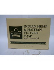 Nubian Heritage Soap Bar Indn Hmp Vetiver