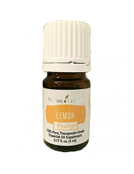 Young Living Essential Oils - Lemon - 5 Ml NEW