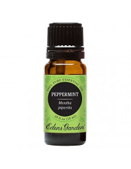 Peppermint Pure Therapeutic Grade Essential Oil by Edens Garden (10 ml)