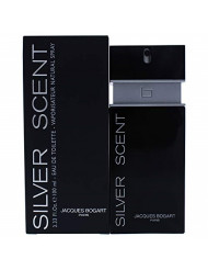 Silver Scent By Jacques Bogart For Men Edt Spray 3.33 Oz