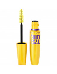 Maybelline Volum' Express The Colossal Washable Mascara, Classic Black Mascara, 0.31 Fl Oz (1 Count)