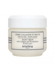 Sisley Botanical Night Cream With Collagen & Woodmallow, 1.6-Ounce Jar