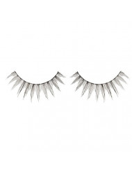 Zinkcolor Human Hair False Eyelashes 42 Dance Halloween Costume