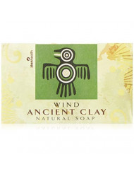 Zion Health Clay Soap, Wind, 6 Ounce
