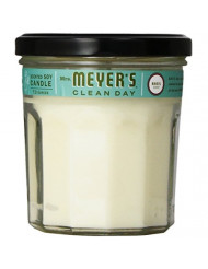 Mrs. Meyer's Soy Candle, Basil, 7.2 OZ