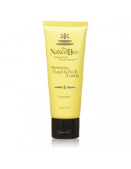 The Naked Bee Unsented Hand And Body Lotion, 2.25 Ounce
