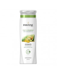 Pantene Pro-V Nature Fusion Smooth Vitality Shampoo, 12.6-FL OZs (Pack of 3)