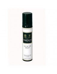 Yardley of London Refreshing Body Spray for Women, Lily of The Valley, 2.6 Ounce