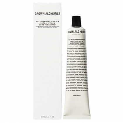 Grown Alchemist Age-Repair Moisturizer - White Tea & Phyto-Peptide Extract - Face Cream Made with Organic Ingredients (60ml / 2.02oz)