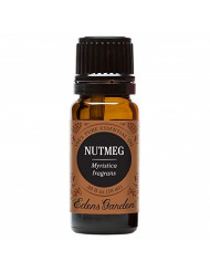 Edens Garden Nutmeg Essential Oil, 100% Pure Therapeutic Grade (Highest Quality Aromatherapy Oils- Inflammation & Massage), 10 ml