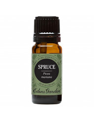 Edens Garden Spruce Essential Oil, 100% Pure Therapeutic Grade (Highest Quality Aromatherapy Oils- Congestion & Pain), 10 ml